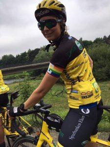 Cykelbild Anna
